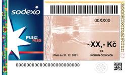 Flexi Pass 2021 vzor