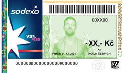 Vital Pass 2021 vzor